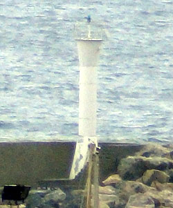 Girne Breakwater Light North