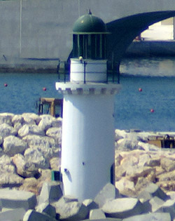 New Marina - SE Breakwater Lighthouse