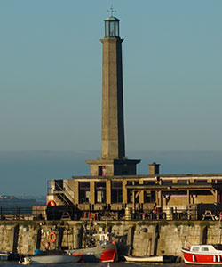 Margate Stone Pier Head
