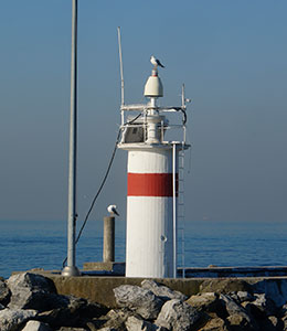 Bostanci Breakwater Head