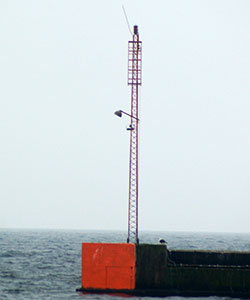 Nexø Havn Detached Breakwater N end