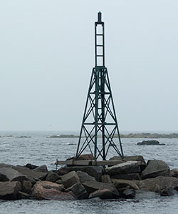 Svaneke Havn Breakwater Outer end